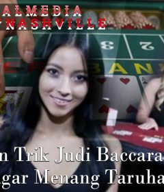 Judi Baccarat Online Ini Agar Menang - Social Media Safety Nashville